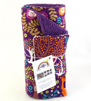 Reusable Kitchen Roll - Norwegian Woods (with tube) & Unsponge Set